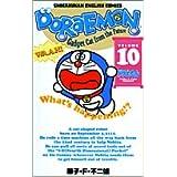 ドラえもん Doraemon ― Gadget cat from the future (Volume 10) Shogakukan English comics