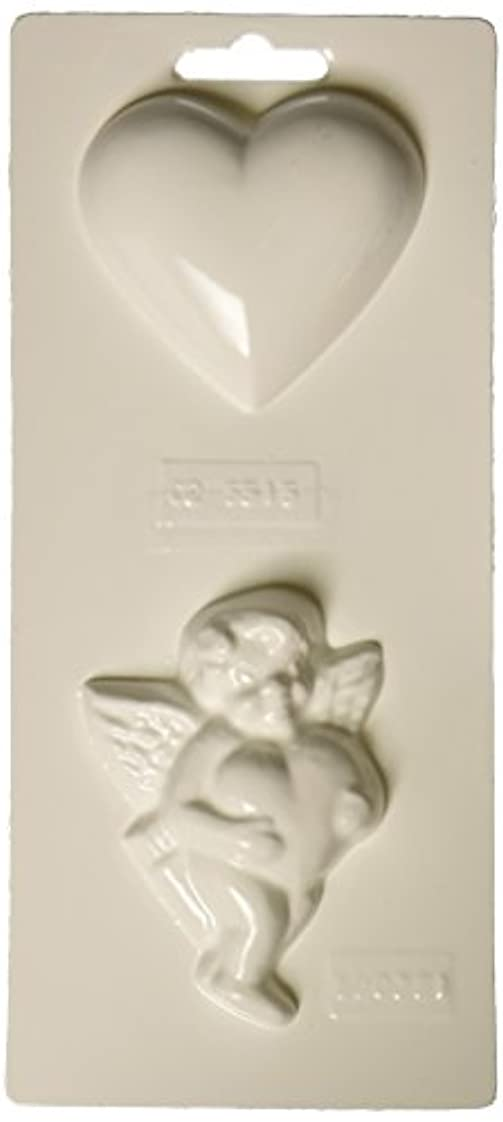 蛇行スチールショッキングSoapsations Soap Mold 4