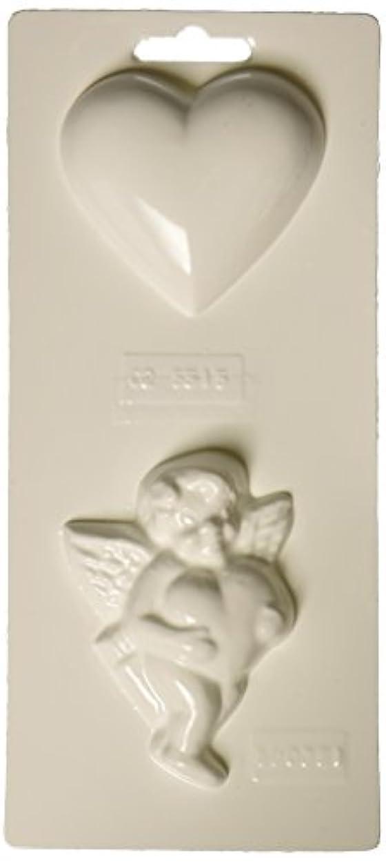 音声学スピン食べるSoapsations Soap Mold 4