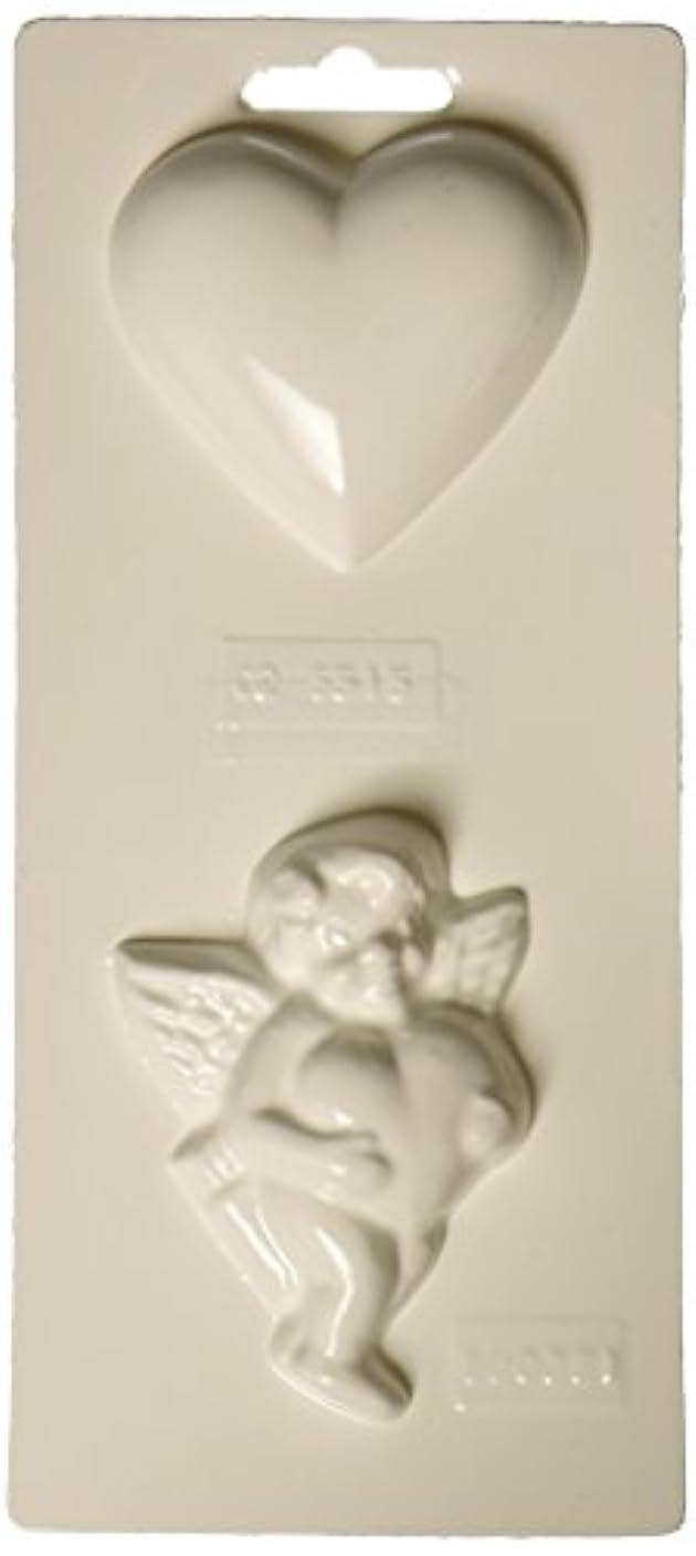 施設水っぽい模索Soapsations Soap Mold 4