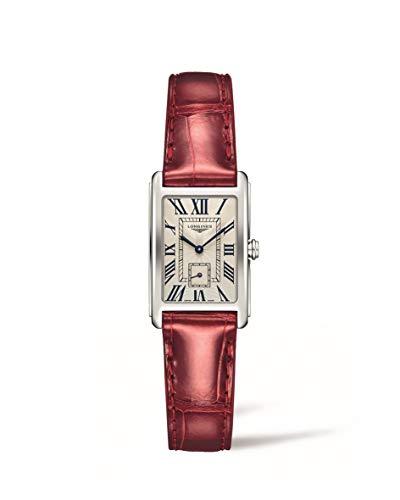 [ロンジン] 腕時計 ロンジン ドルチェヴィータ クオーツ L5.255.4.71.5 レディース 正規輸入品