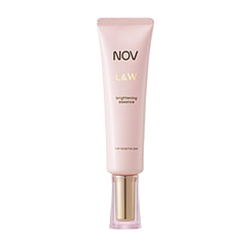 注目すべき満了と組むNOV L&W  ブライトニングエッセンス(医薬部外品)<30g>