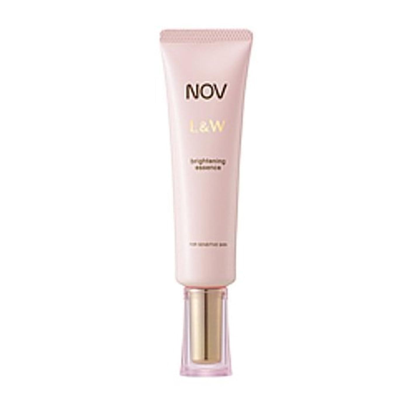 法律によりもちろん親密なNOV L&W  ブライトニングエッセンス(医薬部外品)<30g>