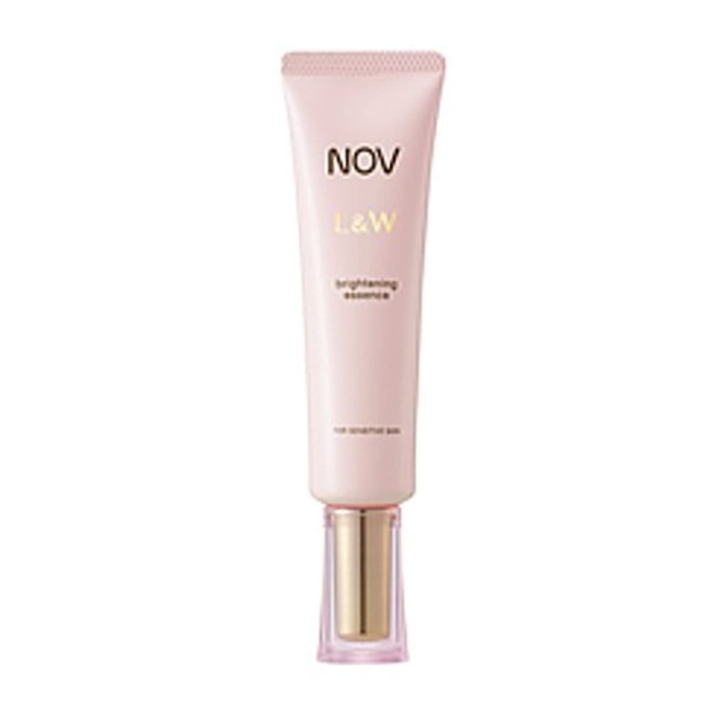 ショッピングセンター傑作洞察力のあるNOV L&W  ブライトニングエッセンス(医薬部外品)<30g>