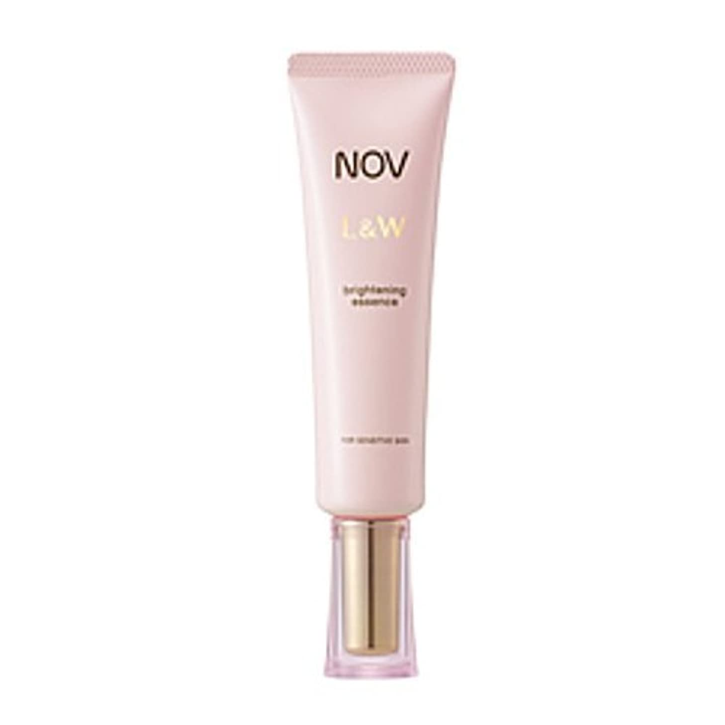 虫を数える静脈近傍NOV L&W  ブライトニングエッセンス(医薬部外品)<30g>