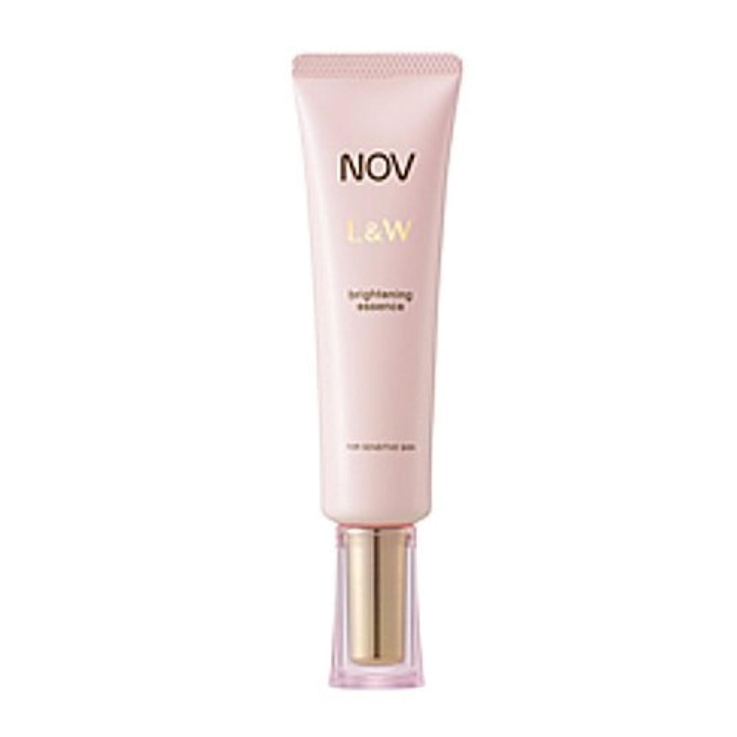 最近パネル主にNOV L&W  ブライトニングエッセンス(医薬部外品)<30g>