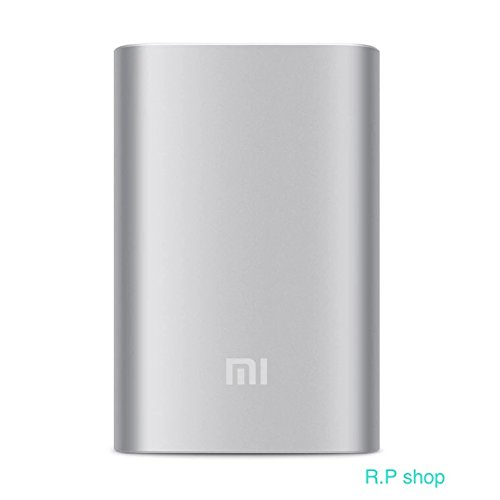Xiaomi 10000mAh 大容量モバイルバッテリー コンパクト 急速充...