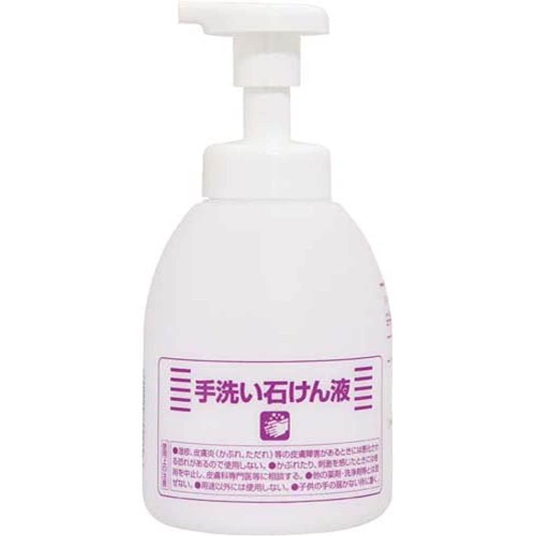 酸化物信条煙突フォームディスペンサー(空容器)