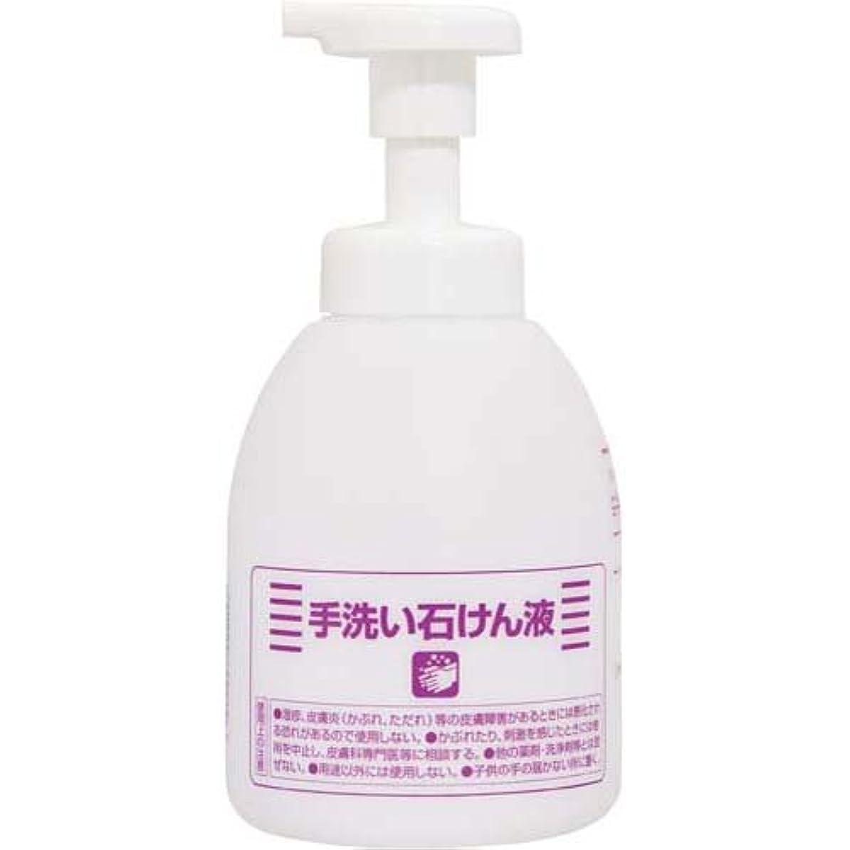 残酷ソーダ水袋ニイタカ 薬用ハンドソープ 専用空ボトル500ml×6本