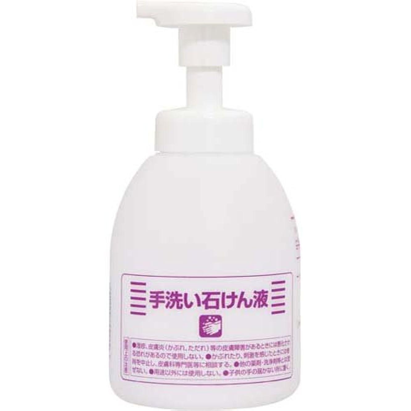 歯科医損なう要求するニイタカ 薬用ハンドソープ 専用空ボトル500ml×6本