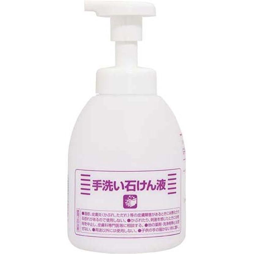 マウスショッキング部分ニイタカ 薬用ハンドソープ 専用空ボトル500ml×6本