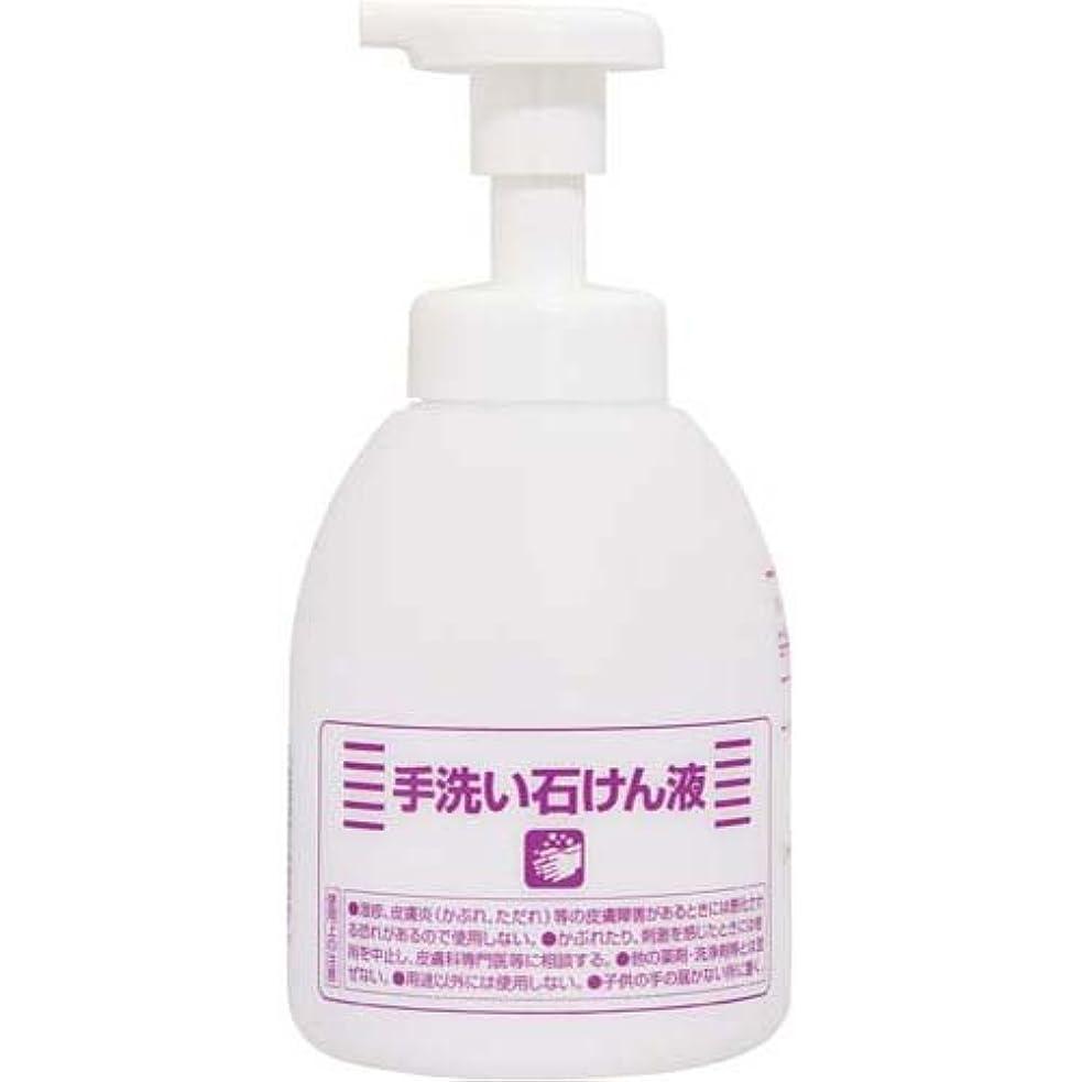 ピンクフルーティーロボットニイタカ 薬用ハンドソープ 専用空ボトル500ml×6本