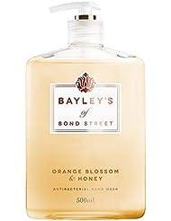 [Bayley's of Bond Street ] ベイリーのボンドストリートオレンジブロッサム&ハニーハンドウォッシュ500ミリリットルの - Bayley's of Bond Street Orange Blossom...
