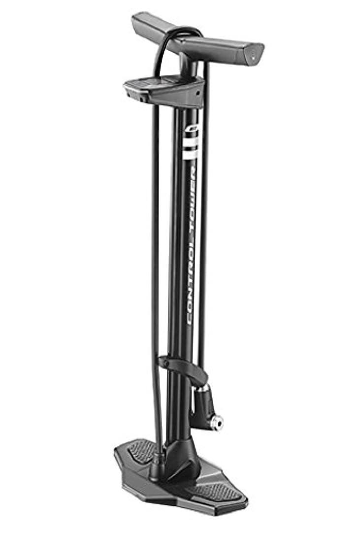 肯定的コスト環境に優しいジャイアントコントロールタワー 0 自転車フロアポンプ トップゲージ ブラック