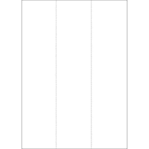 ササガワ タカ印 OA対応札紙 無字 28-960 1セット(1050枚:105枚×10袋)