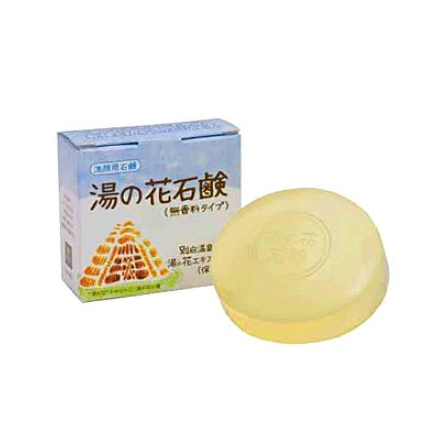 損なう禁止する崩壊薬用 湯の花石鹸 ビーナス1 80g