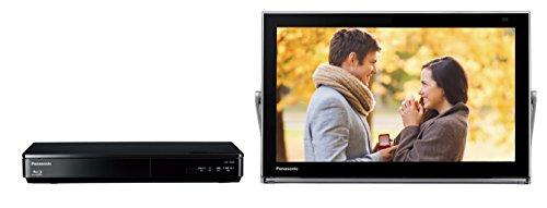 パナソニック 15V型 ポータブル液晶テレビ 防水タイプ 500GB ブルーレイディスクプレイヤー/HDDレコーダー...