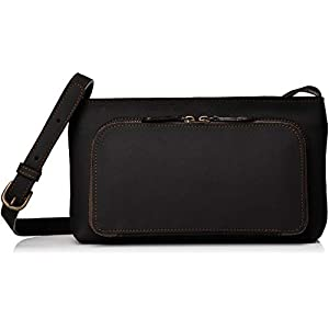 [レバント]お財布 ショルダー ポシェット ブラック