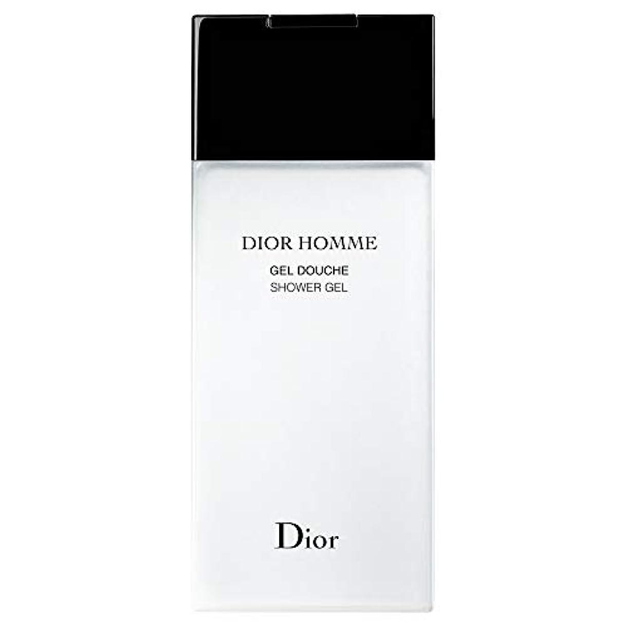 洗練された安定しましたゲスト[Dior] ディオールオムシャワージェル200Ml - Dior Homme Shower Gel 200ml [並行輸入品]