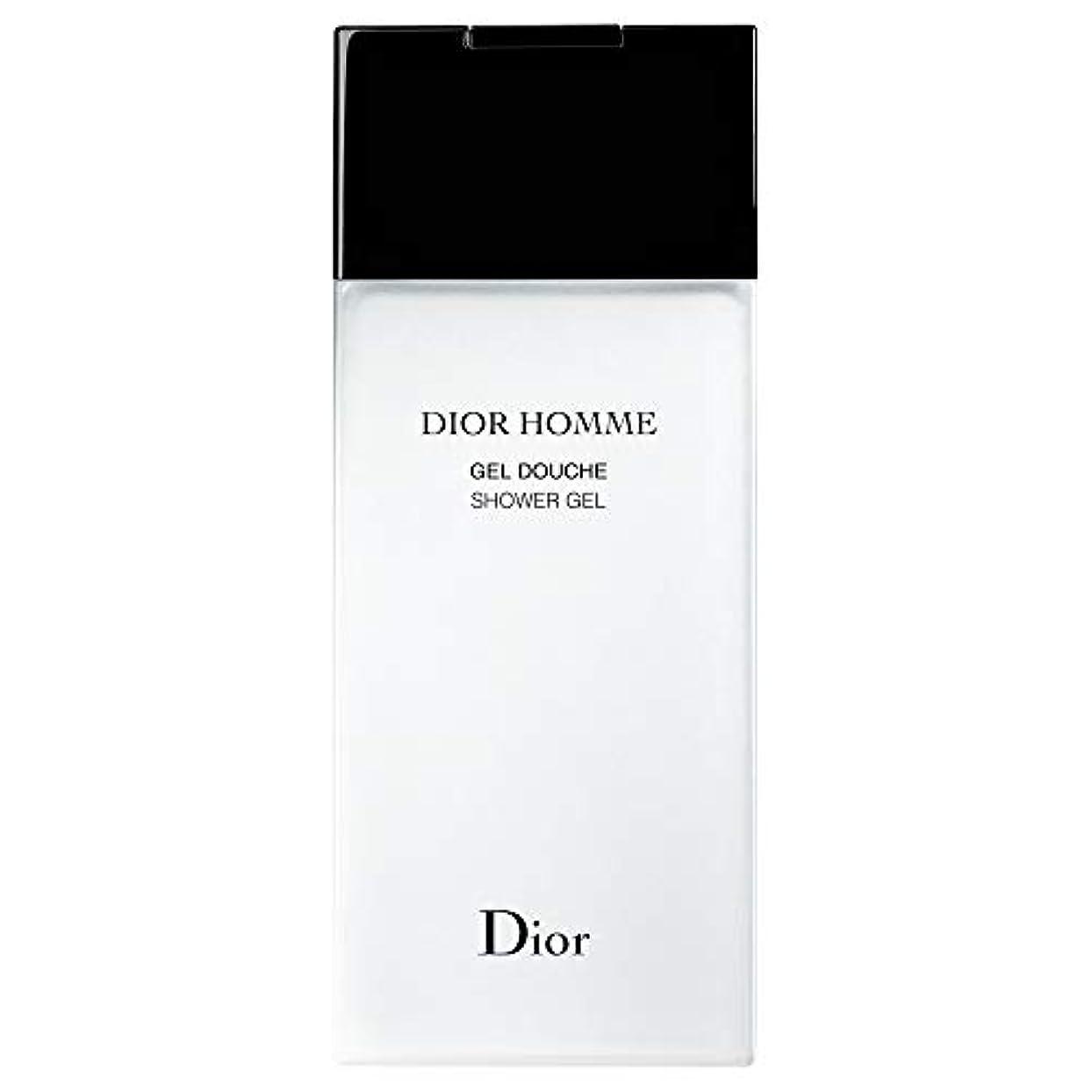 執着終点可能[Dior] ディオールオムシャワージェル200Ml - Dior Homme Shower Gel 200ml [並行輸入品]