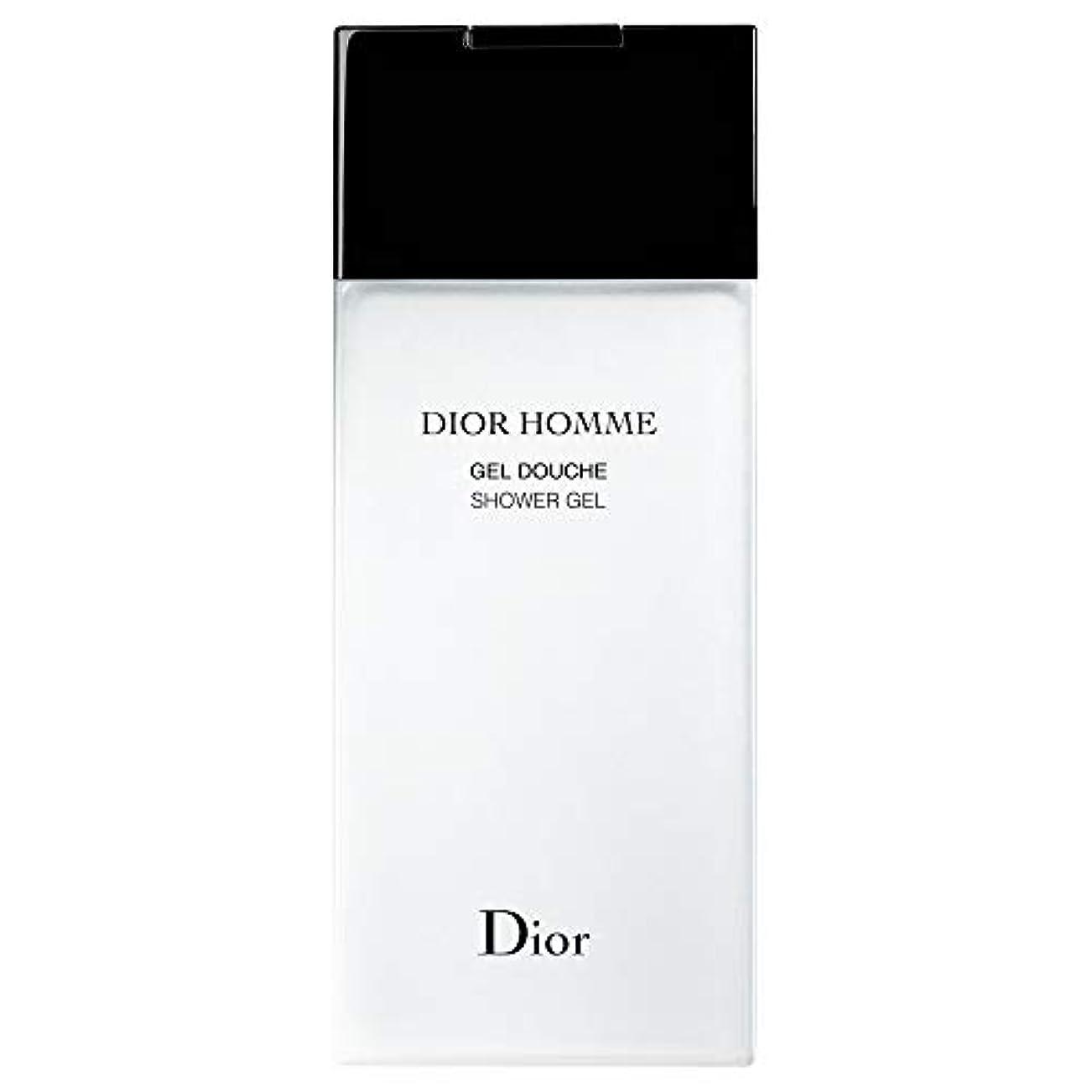 幾分歌う一次[Dior] ディオールオムシャワージェル200Ml - Dior Homme Shower Gel 200ml [並行輸入品]