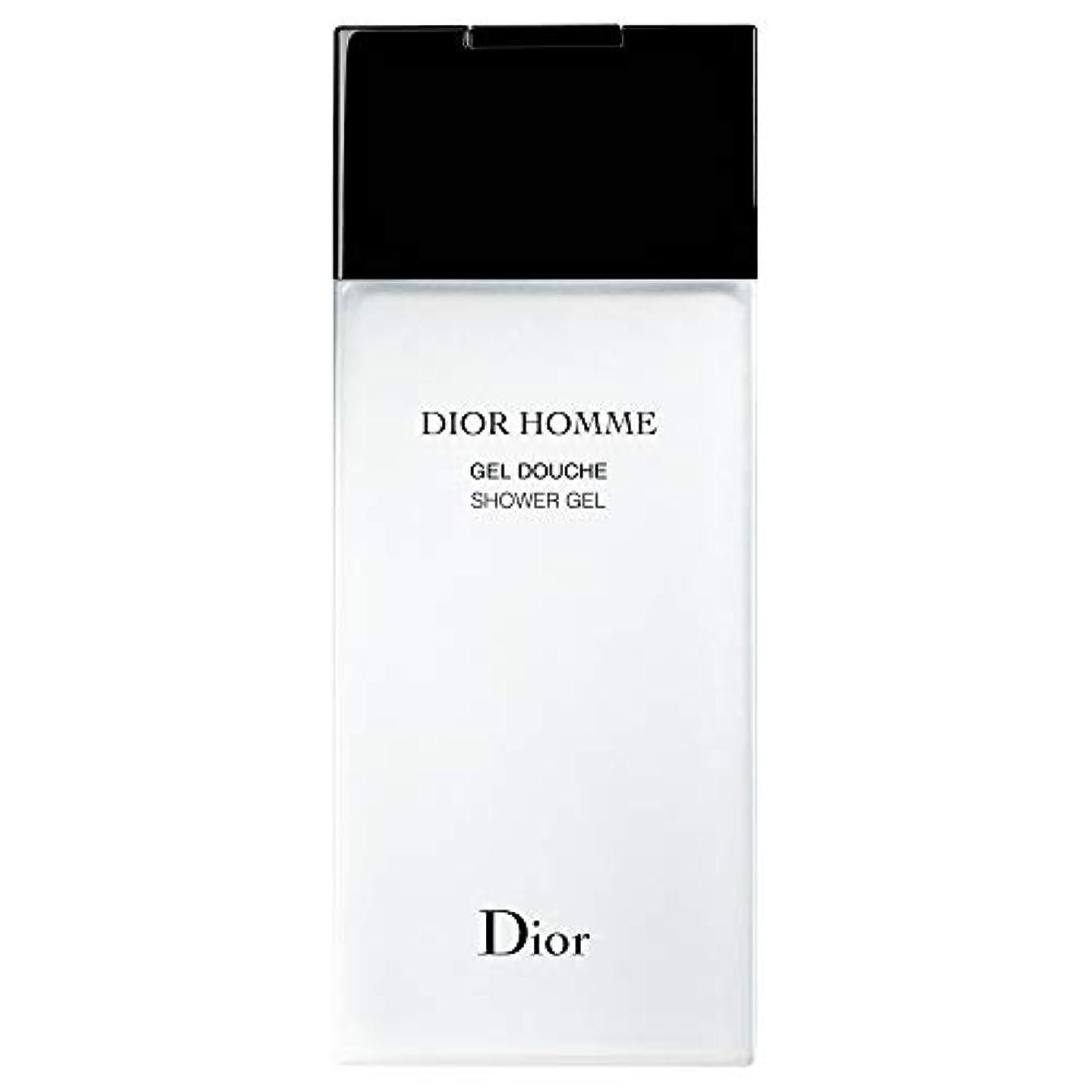 コーヒー虫を数える予防接種する[Dior] ディオールオムシャワージェル200Ml - Dior Homme Shower Gel 200ml [並行輸入品]