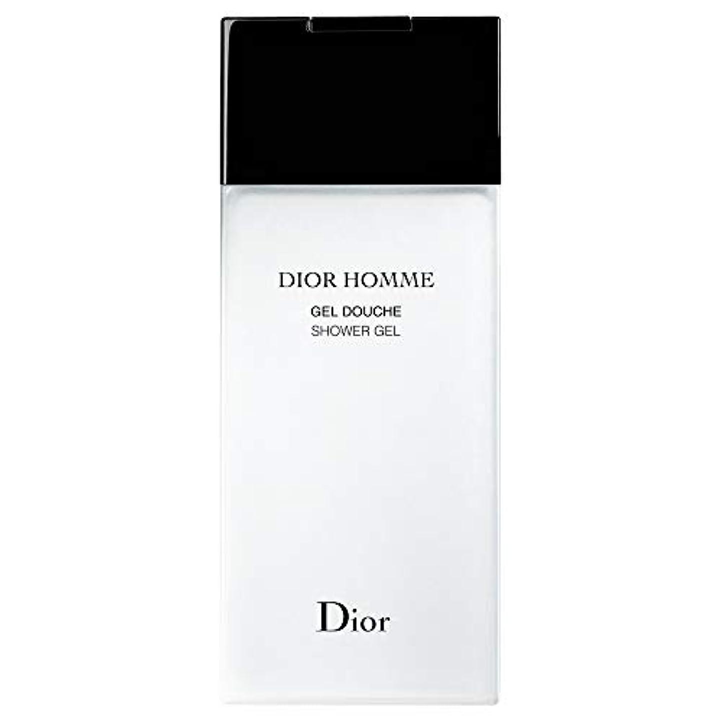 ラテン悪のチャンピオンシップ[Dior] ディオールオムシャワージェル200Ml - Dior Homme Shower Gel 200ml [並行輸入品]