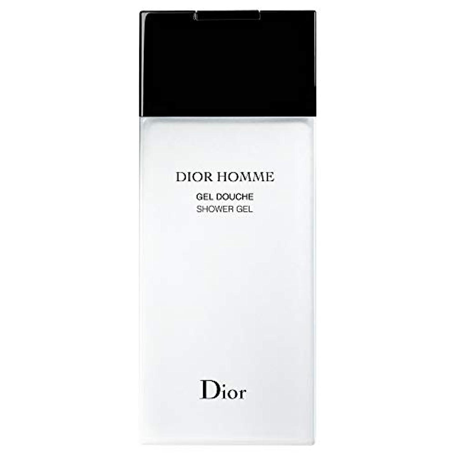 囲まれたスイス人引き受ける[Dior] ディオールオムシャワージェル200Ml - Dior Homme Shower Gel 200ml [並行輸入品]