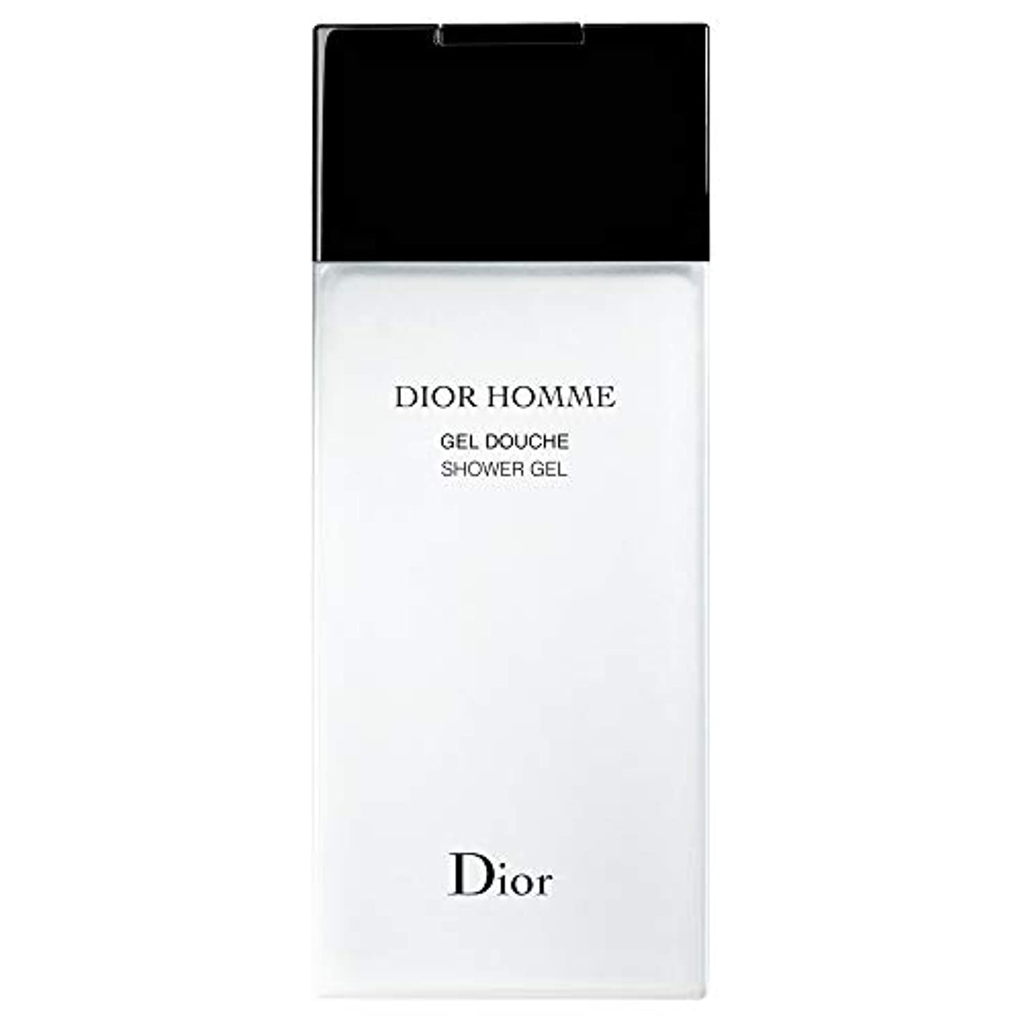 説教する精通した生きている[Dior] ディオールオムシャワージェル200Ml - Dior Homme Shower Gel 200ml [並行輸入品]