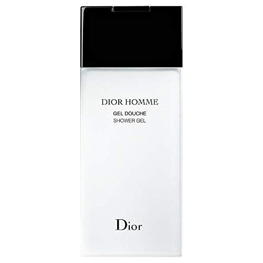 有益な幾何学ばかげている[Dior] ディオールオムシャワージェル200Ml - Dior Homme Shower Gel 200ml [並行輸入品]
