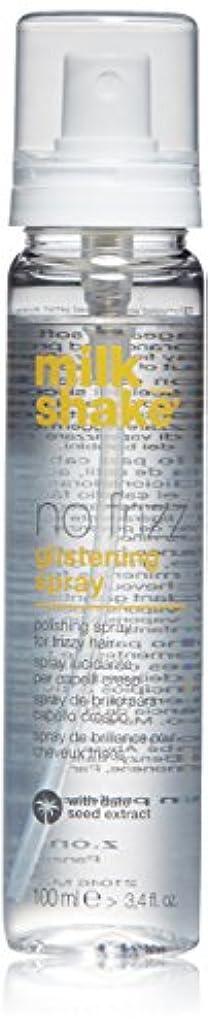 素晴らしいですさらに保全milk_shake 輝くスプレー、3.4液量オンス 3.4オンス
