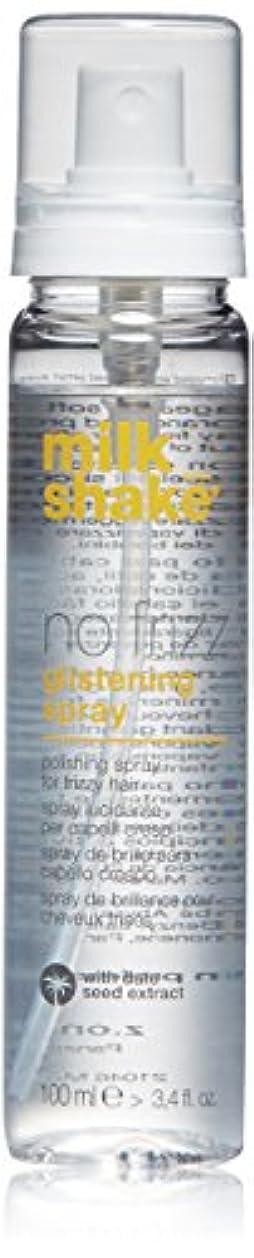 雇うほめる労働milk_shake 輝くスプレー、3.4液量オンス 3.4オンス