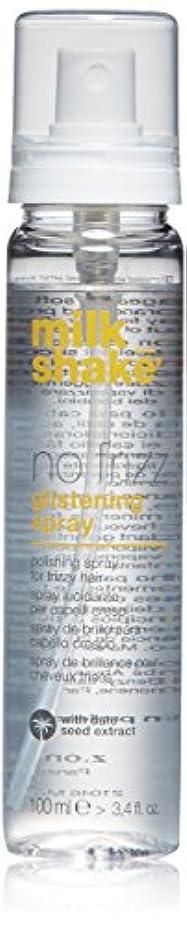 強制引き出すめ言葉milk_shake 輝くスプレー、3.4液量オンス 3.4オンス