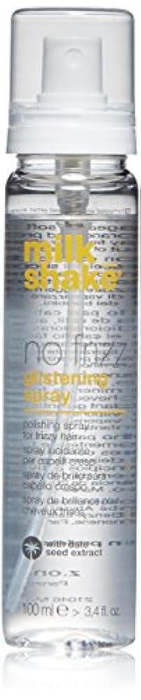 持つ入口かるmilk_shake 輝くスプレー、3.4液量オンス 3.4オンス