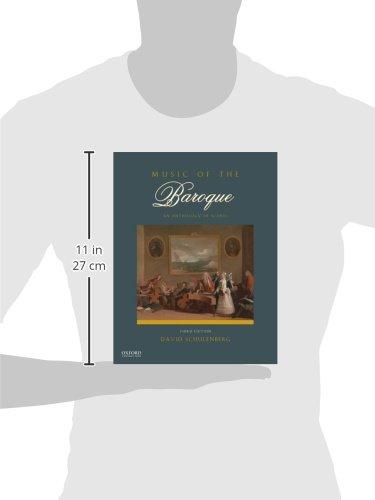 western european baroque era and todays