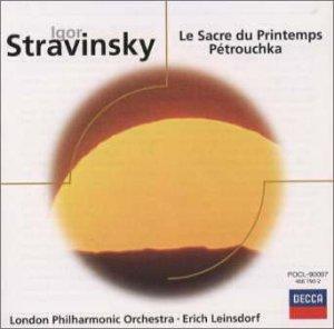 ストラヴィンスキー : バレエ「春の祭典」 (1921年版)