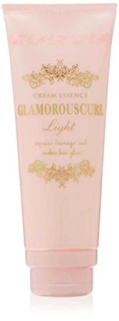 弱点自殺フロントGLRAMOROUSCURL(グラマラスカール) 中野製薬 グラマラスカールN クリームエッセンス ライト 100g