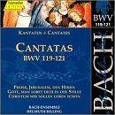 Sacred Cantatas Bwv 119-121 by J.S. Bach (2000-05-03)