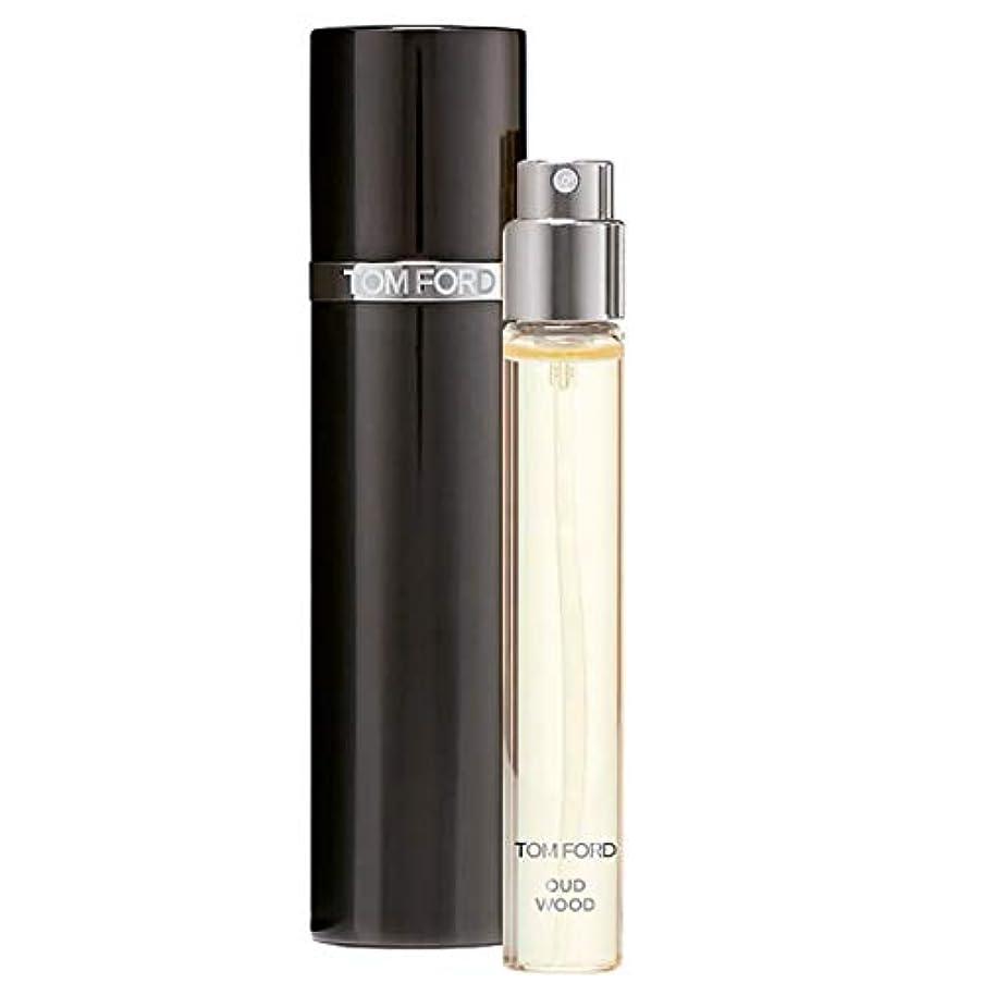 アボート割る広げるTOM FORD Oud Wood Atomizer 10 mL Spray Eau de Parfum [海外直送品] [並行輸入品]