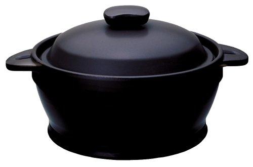 THERMOS 保温燻製器 イージースモーカー ブラック RPD-13 BK