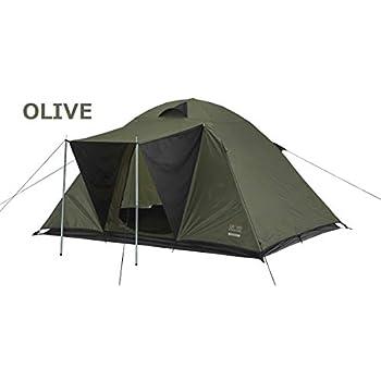 phoenix-l 602002 302016 602012 快適性と機能性を備えている4人用テント (オリーブ)