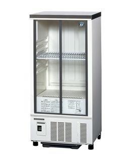 厨房機器SSB-48CTL2 ホシザキ業務用スライド扉小型冷蔵ショーケース 幅485×奥行450×高さ1080mm