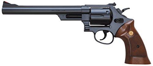 クラウンモデル ホップアップエアリボルバー No.19 S&W M29 8インチ ブラック 10歳以上エアーソフトガン