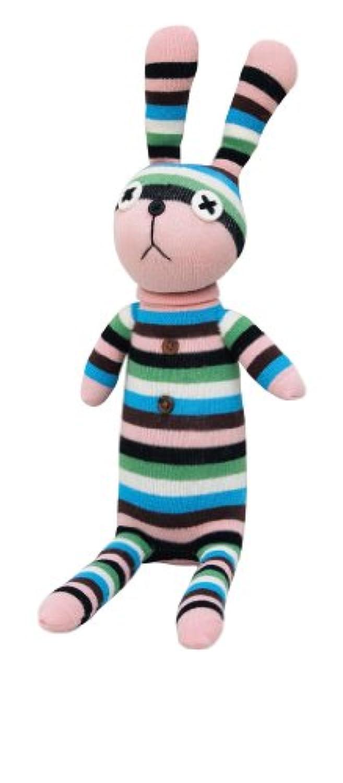 no3no4 Handmade MS Patty Sock Doll, 1カウント