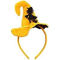 ハロウィーン ヘッドバンドゴースト1パック おもちゃ雑貨用品 お祭り 宴会 文化祭 黄