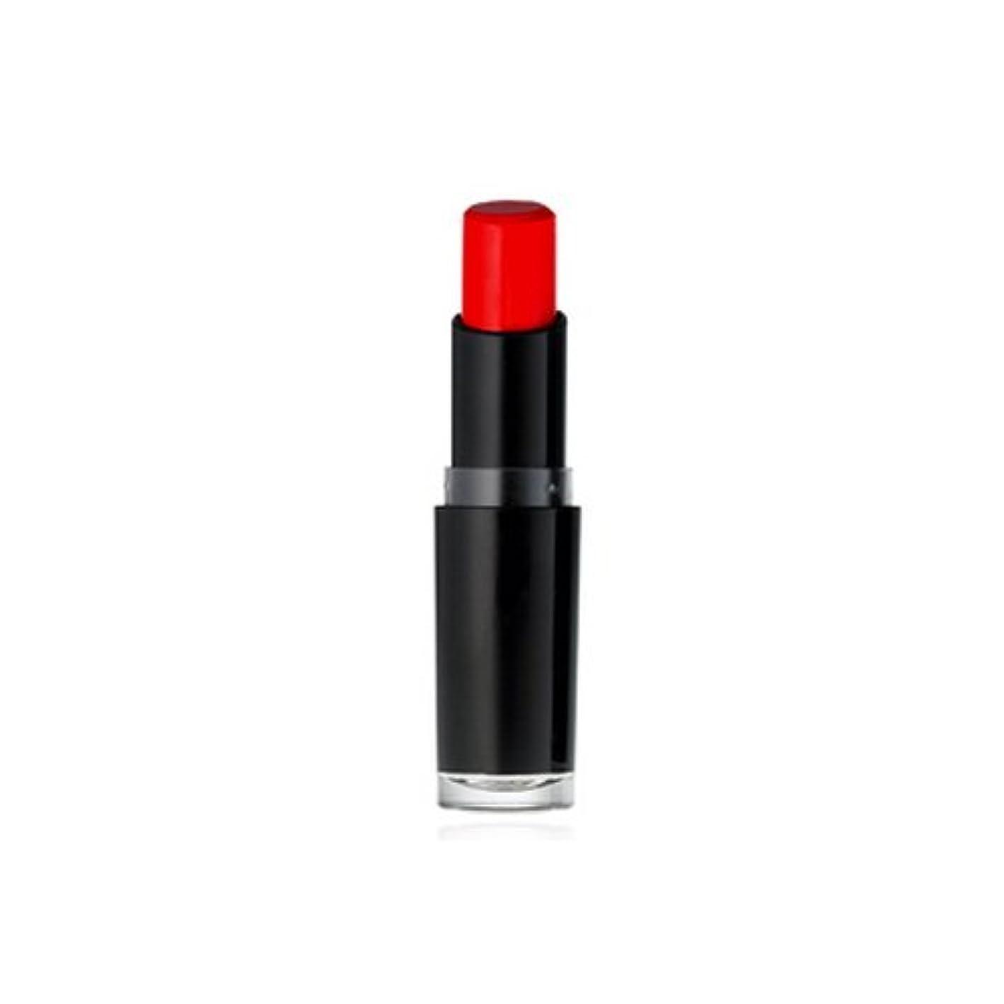 染色ロマンススタックWET N WILD Mega Last Matte Lip Cover - Purty Persimmon (並行輸入品)