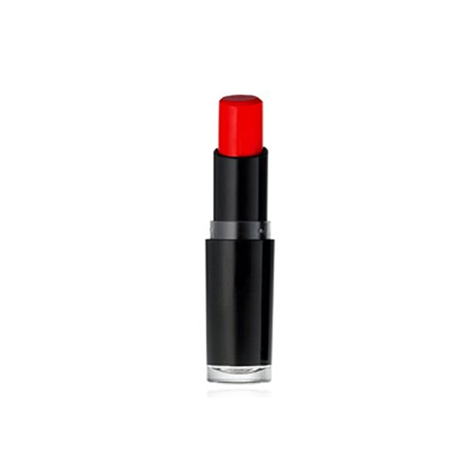 不合格誇張内向きWET N WILD Mega Last Matte Lip Cover - Purty Persimmon (並行輸入品)
