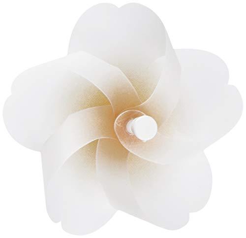 アッシュコンセプト d (1個入り) マグネット 白桜 W3×D2.4×H3cm カゼグルマ 桜 DA-1181-S1C