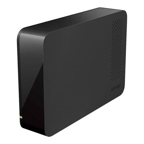BUFFALO ターボPC EX2 USB3.0用 外付けHDD 4TB ブラック HD-LC4.0U3-BK
