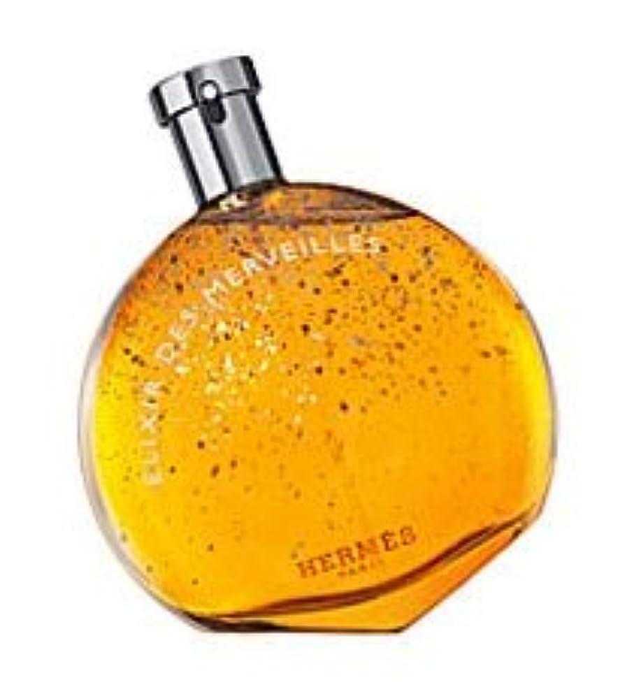 過度の白いうまElixir des Merveilles (エリキサーデ マーベルス)3.3 oz (100ml) EDP Spray by Hermes for Women